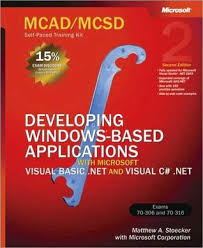 Course 70-316 - Developing and Implementing Windows-based Applications with Microsoft® Visual C#™ .NET and Microsoft Visual Studio® .NET