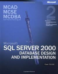 Course 70-229 - Designing and Implementing Databases with Microsoft® SQL Server™ 2000 Enterprise Edition